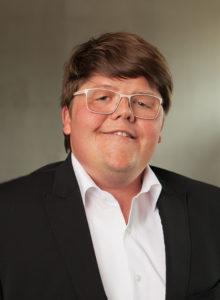 Portrait Martin Gaubitz